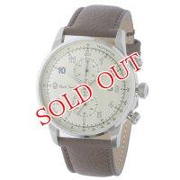 ポールスミス PAUL SMITH ブロック クロノ クオーツ メンズ 腕時計 P10141 シャンパンゴールド