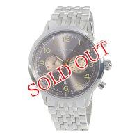 ポールスミス PAUL SMITH クロノ クオーツ メンズ 腕時計 P10019 ブラウン