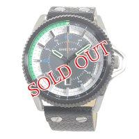 ディーゼル DIESEL ロールケージ ROLLCAGE クオーツ メンズ 腕時計 DZ1717 ブラック