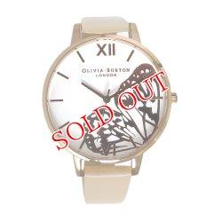画像1: オリビアバートン OLIVIA BURTON 腕時計 OB16AM94 ホワイト×ピンクゴールド