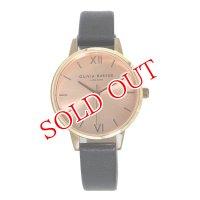 オリビアバートン OLIVIA BURTON 腕時計 OB15MD39 ピンクゴールド×ブラック