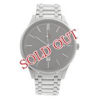 トミーヒルフィガー TOMMY HILFIGER 腕時計 メンズ 1791490 クォーツ グレー シルバー グレー