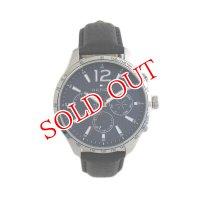 トミーヒルフィガー TOMMY HILFIGER 腕時計 メンズ 1791468 クォーツ ネイビー ブラック ネイビー