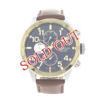 トミーヒルフィガー TOMMY HILFIGER 腕時計 メンズ 1791137 クォーツ ネイビー ブラウン ネイビー