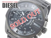 ディーゼル DIESEL クロノグラフ 腕時計 メンズ DZ4283 ブラック ブラック