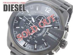画像1: ディーゼル DIESEL クロノグラフ 腕時計 メンズ DZ4283 ブラック ブラック