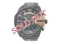 ディーゼル DIESEL クオーツ メンズ クロノ 腕時計 DZ4309 ブラック