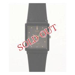画像1: カシオ CASIO クオーツ 腕時計 MQ38-1A メタルブラック ブラック