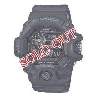 CASIO カシオ G-SHOCK G-ショック RANGEMAN レンジマン GW-9400-1B ブラック 腕時計 メンズ