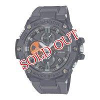 カシオ G-SHOCK G-STEEL ソーラー メンズ 腕時計 GST-B100B-1A4