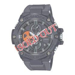 画像1: カシオ G-SHOCK G-STEEL ソーラー メンズ 腕時計 GST-B100B-1A4