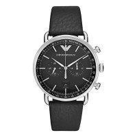 エンポリオアルマーニ EMPORIO ARMANI メンズ 腕時計 Aviator AR11143