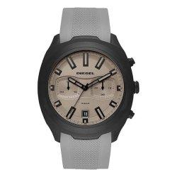 画像1: ディーゼル 腕時計 メンズ DIESEL アナログ グレー DZ4498