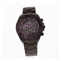 POLICE ポリス クロノグラフ 腕時計 PL.2545JSB/02MA メンズ ブラック ステンレス 腕時計
