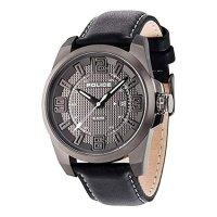 POLICE ポリス 腕時計 フォーカス PL.14762JSU/61 メンズ グレー文字盤 ブラックレザー 腕時計