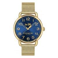 コーチ 腕時計 レディース 14502665 COACH DELANCEY デランシー ネイビー/ゴールド