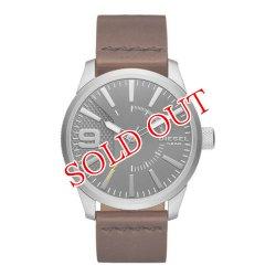 画像1: ディーゼル DIESEL メンズ 腕時計 DZ1802 レザーベルト ブランド ウォッチ