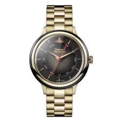 画像1: ヴィヴィアン ウエストウッド ポルトベッロ レディース 腕時計 VV158BKGD