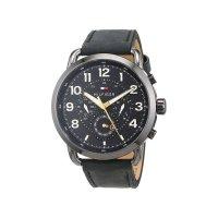 トミー ヒルフィガー TOMMY HILFIGER クロノ クオーツ メンズ 腕時計 1791426