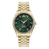 ヴィヴィアンウエストウッド VIVIENNE WESTWOOD 腕時計 メンズ レディース VV208GDGD クォーツ