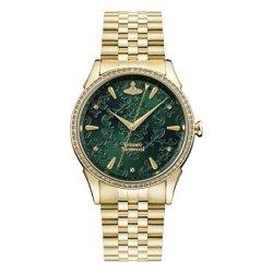 画像1: ヴィヴィアンウエストウッド VIVIENNE WESTWOOD 腕時計 メンズ レディース VV208GDGD クォーツ