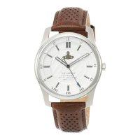 ヴィヴィアンウエストウッド VIVIENNE WESTWOOD 腕時計 メンズ VV185SLBR クォーツ