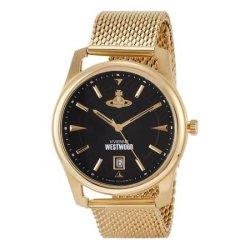 画像1: ヴィヴィアンウエストウッド Vivienne Westwood クオーツ メンズ 腕時計 VV185BKGD
