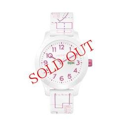 画像1: ラコステ LACOSTE 腕時計 メンズ レディース 2030009 キッズ クォーツ