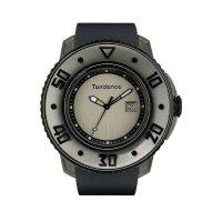 テンデンス TENDENCE クオーツ ユニセックス 腕時計 02103001