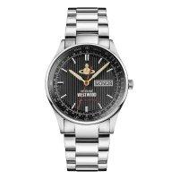 ヴィヴィアンウエストウッド VIVIENNE WESTWOOD 腕時計 メンズ VV207BKSL クォーツ