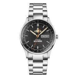 画像1: ヴィヴィアンウエストウッド VIVIENNE WESTWOOD 腕時計 メンズ VV207BKSL クォーツ