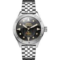 ヴィヴィアン ウエストウッド スミスフィールド ユニセックス 腕時計 VV160BKSL