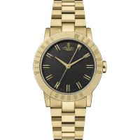 ヴィヴィアンウエストウッド VIVIENNE WESTWOOD 腕時計 メンズ レディース VV213BKGD クォーツ