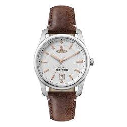 画像1: ヴィヴィアン ウエストウッド VIVIENNE WESTWOOD 腕時計 メンズ VV185WHBR クォーツ