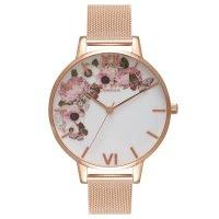 オリビアバートン OLIVIA BURTON 腕時計 レディース OB16WG18 クォーツ