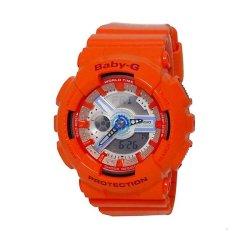 画像1: カシオ CASIO ベビーG BABY-G アナデジ レディース 腕時計 BA-110SN-4A