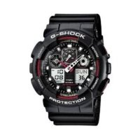 カシオ 腕時計 Casio G-Shock GA-100-1A4ER
