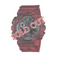 カシオ CASIO 腕時計 G-SHOCK CAMOUFLAGE Gショック カモフラージュ アナデジ GA-100CM-4A