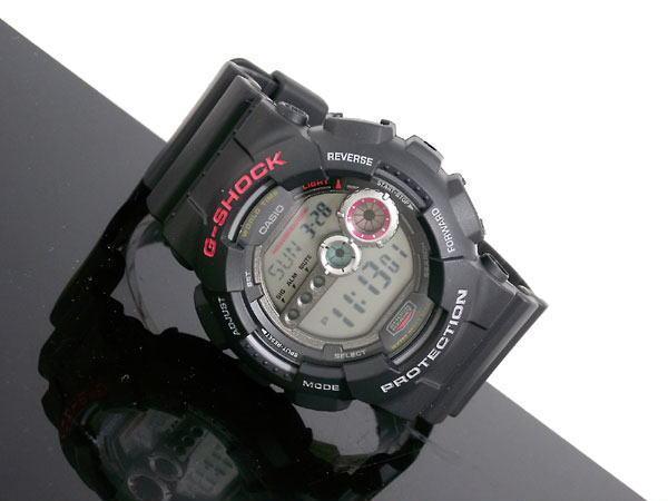 f4fdf0791a カシオ Gショック CASIO 腕時計高輝度LED GD100-1A [GD100-1A]