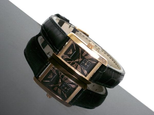 new style 9a4f4 09f4f エンポリオアルマーニ EMPORIO ARMANI 腕時計 レディース AR0169