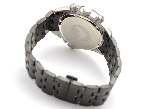 エンポリオ アルマーニ EMPORIO ARMANI 腕時計 AR0547 ベルト バックル 背面
