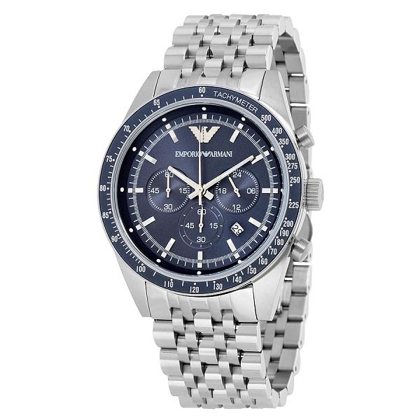 new concept 55124 a5bc9 エンポリオ アルマーニ EMPORIO ARMANI クオーツ メンズ クロノ 腕時計 AR6072